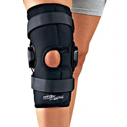 Rehabilitative Knee Braces