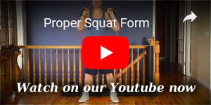 Proper Squat Form Video